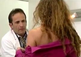 Uccio De Santis e il dottore