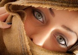 Cosa dicono i tuoi occhi di te?